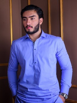 kurta-pajama-in-blue-kp0008
